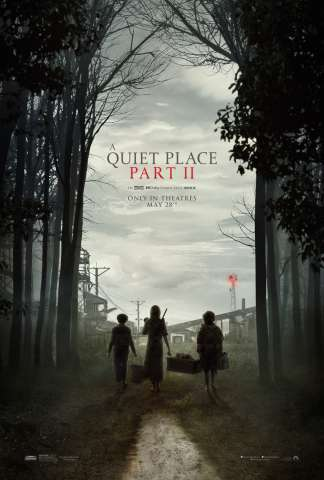 A Quiet Place Part IIposter